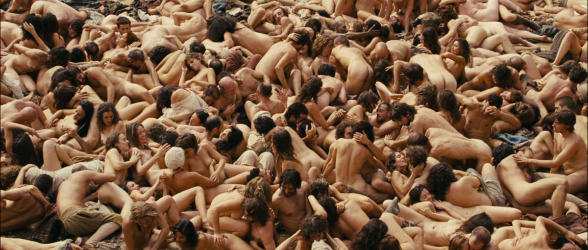 10 Rules All Newbies Must Follow At An Orgy Party
